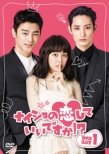 ナイショの恋していいですか!? DVD-BOX1
