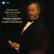 ヴァイオリン協奏曲第4番、第5番 パールマン、バレンボイム&パリ管