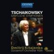 交響曲全集、マンフレッド、交響曲第7番、管弦楽曲集 キタエンコ&ケルン・ギュルツェニヒ管弦楽団(8CD)