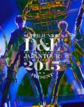 SUPER JUNIOR-D&E JAPAN TOUR 2015 -PRESENT-【初回生産限定盤】 (2Blu-ray+40Pブックレット)