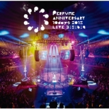 Perfume Anniversary 10days 2015 PPPPPPPPPP「LIVE 3:5:6:9」 (DVD)