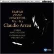ピアノ協奏曲第1番、第2番 アラウ、ジュリーニ&フィルハーモニア管弦楽団(2CD)
