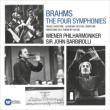 交響曲全集 ジョン・バルビローリ&ウィーン・フィル(3CD)