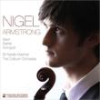 Violin Concerto: Nigel Armstrong(Vn)Marriner / Colburn O +bartok, J.s.bach