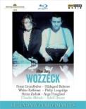 『ヴォツェック』全曲 ドレーゼン演出、アバド&ウィーン国立歌劇場、グルントヘーバー、ベーレンス、他(1987 ステレオ)