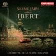 寄港地、祝典序曲、ディヴェルティスマン、交響組曲『パリ』、他 ネーメ・ヤルヴィ&スイス・ロマンド管弦楽団