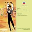 ファリャ:三角帽子、『はかなき人生』より間奏曲と舞曲、ドビュッシー:管弦楽のための映像 アンセルメ&スイス・ロマンド管、ベルガンサ