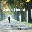 チェロ協奏曲集 ステッケル、グートツァイト&シュトゥットガルト室内管
