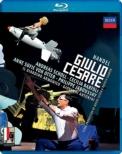 『ジュリオ・チェーザレ』全曲 ライザー&コーリエ演出、アントニーニ&イル・ジャルディーノ・アルモニコ、ショル、バルトリ、他(2012 ステレオ)