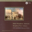 シューマン:交響曲第4番、メンデルスゾーン:交響曲第4番『イタリア』 オットー・クレンペラー&フィルハーモニア管弦楽団