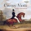 ツェルニー:ピアノ協奏曲第1番、4手のための協奏曲、ヴィオッティ:ヴァイオリンとピアノのための協奏曲第3番、他 ボルドリーニ、ベッリ&ラミ・ムジカーリ管(2CD)