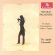 ヴァイオリンとファゴットのための協奏的二重奏曲集 アポロ・アンサンブル