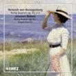 ヘルツォーゲンベルク:弦楽四重奏曲集Op.42、ブラームス:弦楽四重奏曲第1番 ミンケ弦楽四重奏団