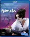 『アドメート』全曲 デリエ演出、ニコラス・マギーガン&ゲッティンゲン祝祭管弦楽団、ティム・ミード、アーネット、他(2009 ステレオ)