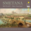 連作交響詩『わが祖国』(スメタナ自身によるピアノ連弾編曲版全曲)トレンクナー&シュパイデル・デュオ