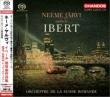 寄港地、祝典序曲、ディヴェルティスマン、交響組曲『パリ』、他 ネーメ・ヤルヴィ&スイス・ロマンド管弦楽団(日本語解説付)