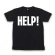 Help Tee Black L