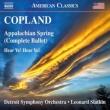 『アパラチアの春』『聞け! 汝ら!』 レナード・スラトキン&デトロイト交響楽団
