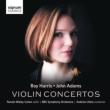 Violin Concerto: Waley-cohen(Vn)Litton / Bbc So +roy Harris