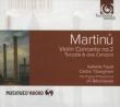 ヴァイオリン協奏曲第2番、トッカータと2つのカンツォーナ、他 イザベル・ファウスト、セドリック・ティベルギアン、ビエロフラーヴェク&プラハ・フィルハーモニア