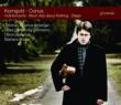 コルンゴルト:ヴァイオリン協奏曲、コニュス:ヴァイオリン協奏曲 トーマス・アルベルトゥス・イルンベルガー、ドロン・サロモン&イスラエル室内管弦楽団、他
