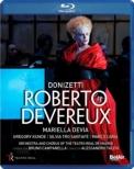 『ロベルト・デヴリュー』全曲 タレヴィ演出、カンパネッラ&マドリード王立劇場、マリエッラ・デヴィーア、グレゴリー・クンデ、他(2015 ステレオ)