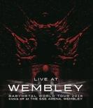 「LIVE AT WEMBLEY」BABYMETAL WORLD TOUR 2016 kicks off at THE SSE ARENA, WEMBLEY (Blu-ray)