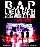B.A.P LIVE ON EARTH 2016 WORLD TOUR JAPAN AWAKE!! (Blu-ray)