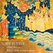 レクィエム、ヴィジョンズ ジョン・ラター&ケンブリッジ・シンガーズ、アウローラ・オーケストラ、テンプル教会少年合唱団(2016)