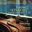 ヴァイオリン・ソナタ集第2集 チルトミール・シスコヴィチ、ルカ・フェッリーニ
