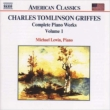 Piano Works Vol.1: Michael Lewin