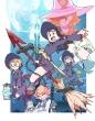 TVアニメ「リトルウィッチアカデミア」Vol.3 DVD 初回生産限定版