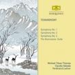 交響曲第4番(クラウディオ・アバド&ウィーン・フィル)、交響曲第1番(ティルソン・トーマス&ボストン響)、第2番(アバド&ニュー・フィルハーモニア)、他(2CD)