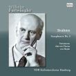 交響曲第1番、ハイドンの主題による変奏曲 ヴィルヘルム・フルトヴェングラー&北ドイツ放送交響楽団(1951)(2LP)