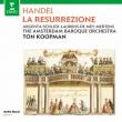 オラトリオ『復活』 トン・コープマン&アムステルダム・バロック管弦楽団(2CD)