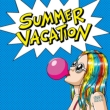 SUMMER VACATION 【初回限定盤】(+CD)