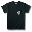 Sgt.Pepper' s Lonely Hearts Club Band 50th Crew Neck Tee Black M