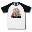 Sgt.Pepper' s Lonely Hearts Club Band 50th Raglan B White S
