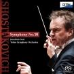 Symphony No.10 : Jonathan Nott / Tokyo Symphony Orchestra (Hybrid)