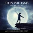『ジョン・ウィリアムズ・フィルム・スペクタキュラー』 沼尻竜典、竹本泰蔵、日本フィル(2CD)