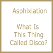 What Is This Thing Called Disco?
