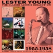Classic Albums Collection: 1955-1958 (4CD)