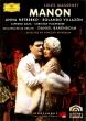 『マノン』全曲 パターソン演出、ダニエル・バレンボイム&ベルリン国立歌劇場、アンナ・ネトレプコ、ヴィラゾン、他(2007 ステレオ)(2DVD)