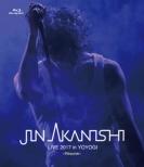 JIN AKANISHI LIVE 2017 in YOYOGI 〜Resume〜(Blu-ray)