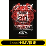 《Loppi・HMV限定 タンブラー付きセット》 T.M.R. LIVE REVOLUTION' 16-' 17 -Route 20- LIVE AT NIPPON BUDOKAN 【初回生産限定盤】(Blu-ray+CD)