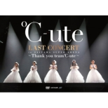 ℃-ute ラストコンサート in さいたまスーパーアリーナ 〜Thank you team℃-ute〜 (2DVD)