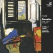 ヴァイオリンとピアノのための作品全集 イザベル・ファウスト、フロラン・ボファール