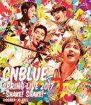 SPRING LIVE 2017 -Shake! Shake!-@OSAKA JO HALL (Blu-ray)