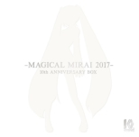 マジカルミライ 2017 【初音ミク10周年記念盤/完全生産限定】 (DVD)