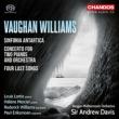 南極交響曲、ピアノ協奏曲(2台ピアノと管弦楽版)、他 アンドルー・デイヴィス&ベルゲン・フィル、エレーヌ・メルシエ、ルイ・ロルティ、他
